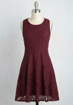 Skater Joy Lace Dress | ModCloth