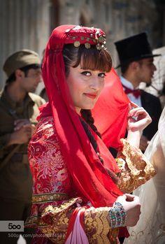 ♔ People from around the World: Azerbaijan