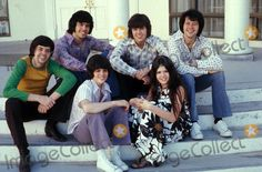Marie Osmond and the Osmond Brothers M0034 1972 Photo by Globe Photos