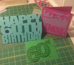 Birthday cards for my mom