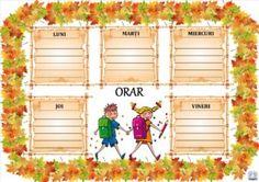Orare cu diverse modele System Architecture, Kids Education, Classroom Decor, Classroom Management, Parents, School, Centre, Desktop, Butterfly