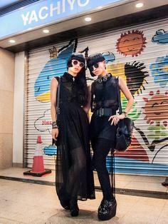 Style of the Day 182 – Time Out Tokyo: Aya Sato, Bambi; dancer, model; Harajuku