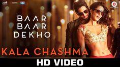 Kala Chashma | Baar Baar Dekho | Sidharth Malhotra  Katrina Kaif | Badsh...