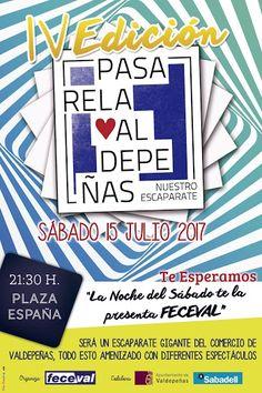 Valdepeñas - Presentación del cartel anunciador de la IV Edición de la Pasarela Valdepeñas