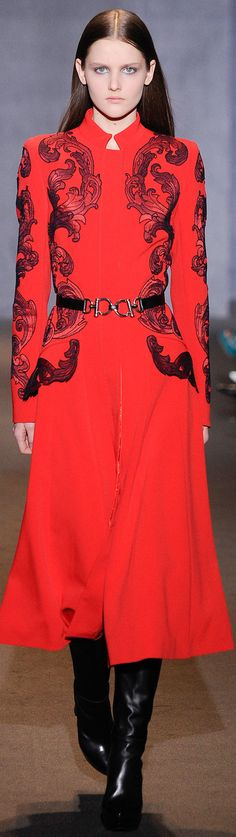 Andrew Gn FALL 2014 READY-TO-WEAR
