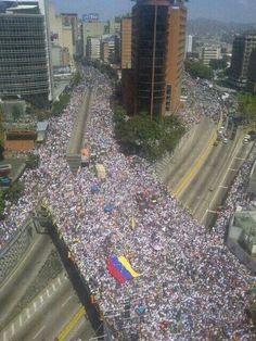 Marcha en Caracas,01-09-2016