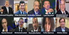 Rétrospective. Les 10 Algériens qui ont marqué l'année 2017