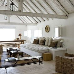 The interior designer's beach hideaway
