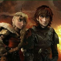 """""""Don't let hate take over you.' Imagine Hiccup is facing Drago in HTTYD 3. Imagine how full of hate he must be when he sees that the man who basically killed his father is still alive.Hiccup is not really the vindictive guy. But what if he totally forgets himself that moment? What if his dark wish for revenge takes over? Astrid knows that Hiccup would never forgive himself if he killed a man with his own hands.Even if it's Drago.She needs to protect Hiccup by remembering him who he really…"""