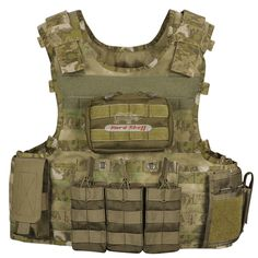 #TacticalBulletResistantJackets Designed for SWAT team personnel, in order to accomodate different type of tactical accessories with bullet resistant vest.