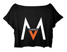 M5 Crop Top Maroon 5 Shirt Adam Levine T-Shirt Maroon 5 outfits