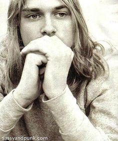little Kurt Cobain, we're hearing this quite a bit already... boys with long hair <3
