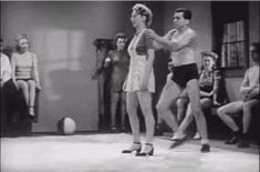 """This move is probably called """"The Headbanger.""""   No One Has Made Kicking Ass Look Classier Than These Women From The 1940s"""