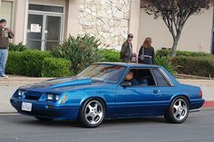FORD MUSTANG 5.0 LX FOXBODY COUPE with SVT COBRA WHEELS | Flickr - Photo Sharing!