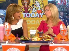 Hoda: Men are getting lasered 'downstairs'