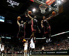 Miami Heat.