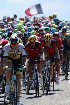 Tour de France 2016 Stage 11 AFP / KENZO TRIBOUILLARD
