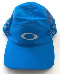 Oakley Unisex Hat Adjustable Blue Hydrolix  fashion  clothing  shoes   accessories  unisexclothingshoesaccs b4668783d29b
