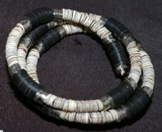 Handcrafted African Record Bead Bracelet by MLRanchJewelry on Etsy, $85.00