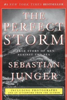 An unusually intense storm pattern catches some commercial fishermen unaware and puts them in mortal danger. Reading this book was like walking through a swamp wearing concrete shoes. One of the times the movie was better than the book.