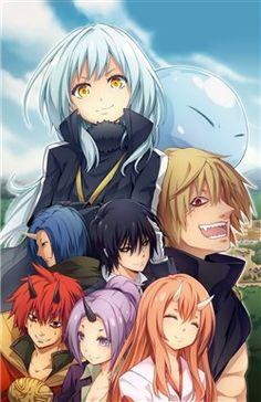 Ken Anime, Manga Anime Girl, Anime Art, Awesome Anime, Anime Love, Slime Wallpaper, Anime Titles, Otaku, Black Clover Anime