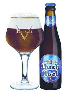 Bush de Noël, Brasserie Dubuisson 12%, 8/10
