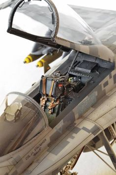 The Impossible Camo: in Digital Scheme Plastic Model Kits, Plastic Models, Fighter Aircraft, Fighter Jets, Scale Models, Gi Joe, Modeling Techniques, Model Hobbies, Military Modelling