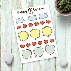 MeTime stickers 3 sheets for Happy Planner and Erin Permanent Marker, Little My, Gel Pens, Erin Condren, Sharpie, Happy Planner, Some Fun, Planner Stickers, No Time For Me