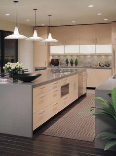 Modern Kitchen Design | L Shaped Kitchen | Carson Poetzl, Inc