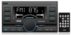 Pyle Audio New Plrdd19ub Bluetooth Digital Car Receiver Am/fm Radio Usb/sd/aux Input 068888750462