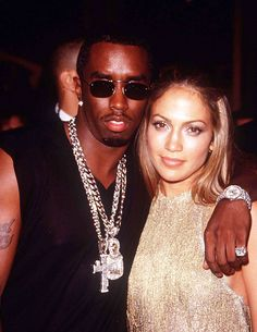 Could J Lo and P Diddy be the greatest love story ever told? on ASOS Likes