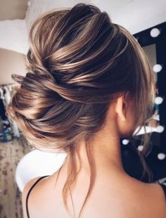 91 best wedding hairstyles for short and long hair 2018 - pa Unique Wedding Hairstyles, Bride Hairstyles, Headband Hairstyles, Cool Hairstyles, Hairstyle Ideas, Bun Hairstyle, Hair Updo, Elegant Wedding Hair, Wedding Hair And Makeup