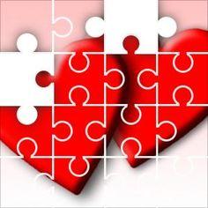 Valentine Jigsaw Puzzle, 67 Piece Classic.