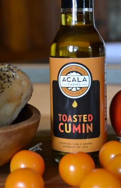 Toasted Cumin Infused Cottonseed Oil by Acala Farms on Gourmly