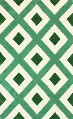 Rugs USA Serendipity 2267 Green Rug