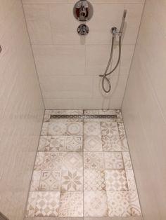 Vloertegels badkamer Betonlook unicom icon vintage tiny