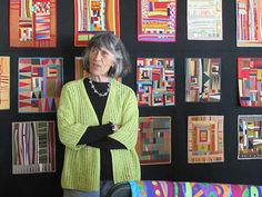 Q.U.I. (Quilted under the Influence): Small Studies with Gwen Marston