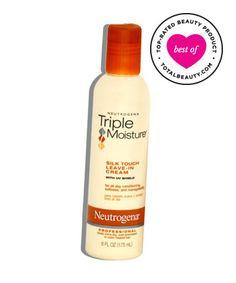 Best Drugstore Hair Product No. 6: Neutrogena Triple Moisture Silk Touch Leave-In Cream, $7.49
