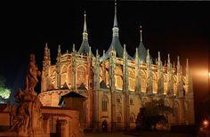 St Barbara Cathedral, Kutná Hora