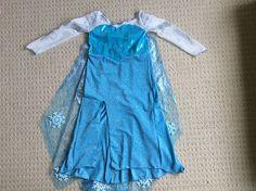 Finished elsa dress! | Flickr - Photo Sharing!