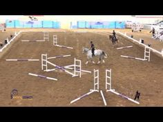 Gymnastic Exercises Using Poles and Grids—The Fan - YouTube