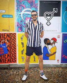 Festival Looks, Coachella, Looks Lollapalooza, Rock In Rio, Male Style, Vintage Looks, Mens Fashion, Illustration, Outfits