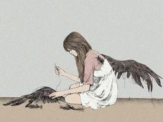묵묵히.. 다시 일어날 수 있는 끈기로.