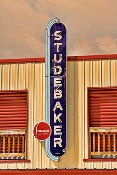 Studebaker Sign