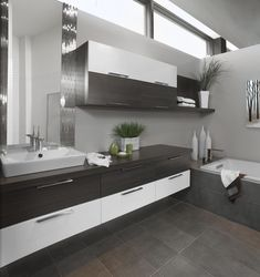 Melamine laminate reflexion vanity Bathroom Renos, Washroom, Bathroom Ideas, Double Vanity, Melamine, Mirror, Interior, Furniture, Inspirer