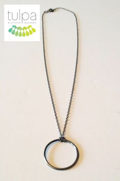 Necklace perfect circle collection http://tulpabyalexandra.blogspot.pt/