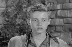 """Eddie Haskell - """"You look lovely today Mrs. Cleaver"""". lol"""