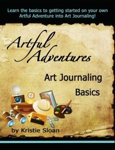 art journaling basics for beginners ebook