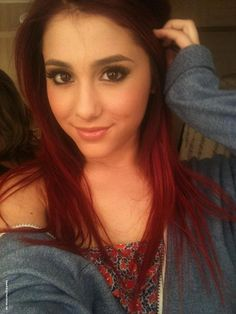Ariana Grande is an American actress, singer, and dancer. She made her performance debut on Broadway at age 15. Recently, she has gained attention for her role as Cat Valentine on the Nickelodeon sitcom Victorious.