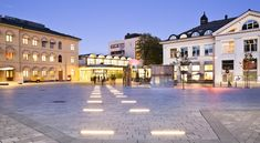 Strømsø torg / Stromsoe square, Drammen, Norway